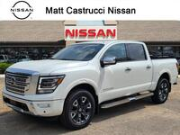 Nissan Titan Platinum Reserve 2021