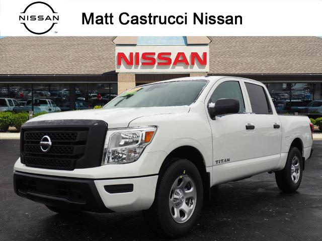 2021 Nissan Titan S Dayton OH