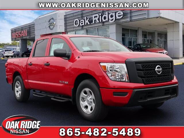 2021 Nissan Titan S Oak Ridge TN