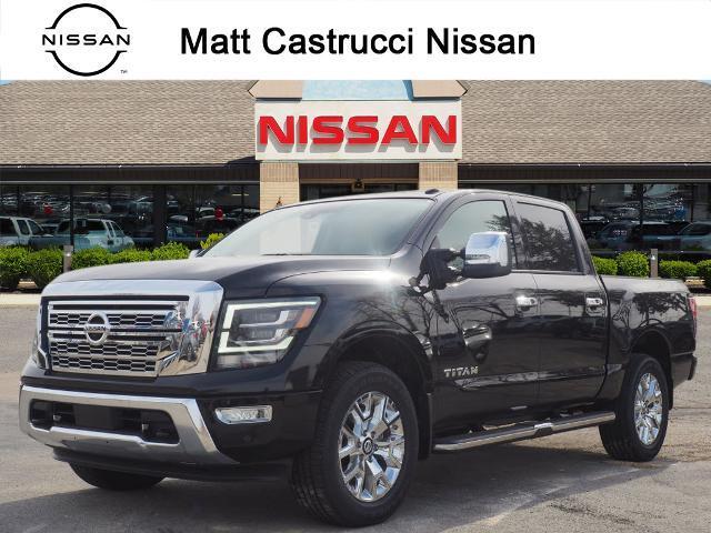 2021 Nissan Titan SL Dayton OH