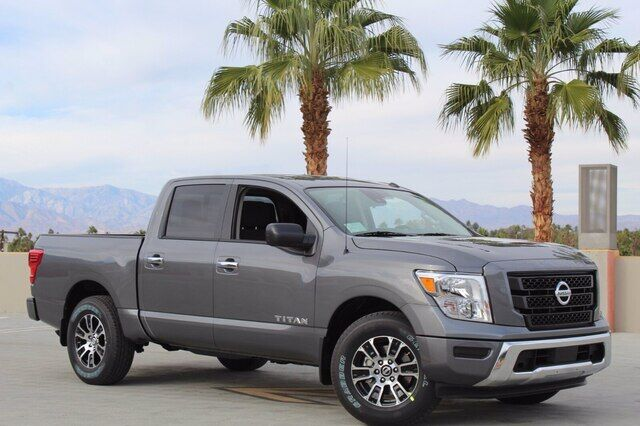 2021 Nissan Titan SV Cathedral City CA