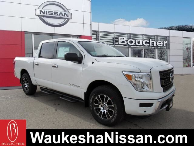 2021 Nissan Titan SV Convenience Package Waukesha WI