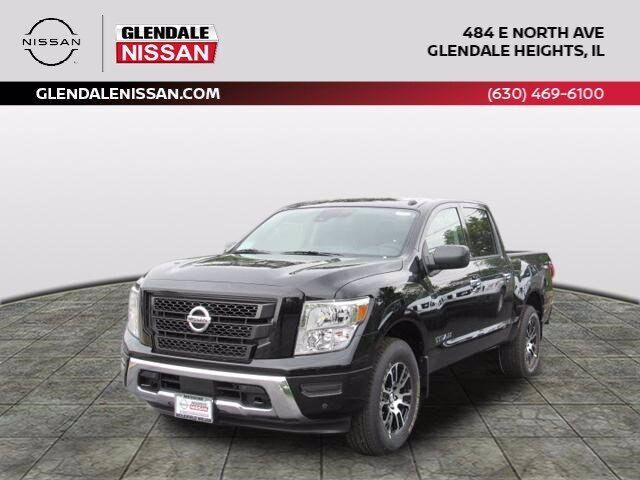2021 Nissan Titan SV Glendale Heights IL
