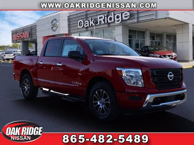 2021 Nissan Titan SV Oak Ridge TN