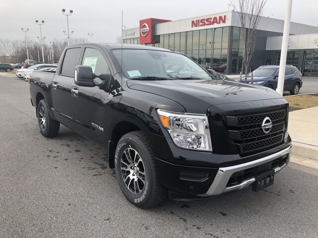 2021 Nissan Titan SV White Marsh MD