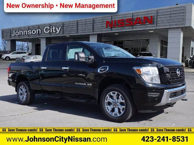 2021 Nissan Titan XD SV Johnson City TN