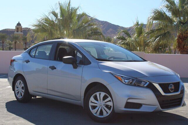 2021 Nissan Versa 1.6 S Cathedral City CA