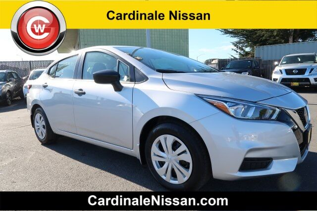 2021 Nissan Versa 1.6 S Seaside CA