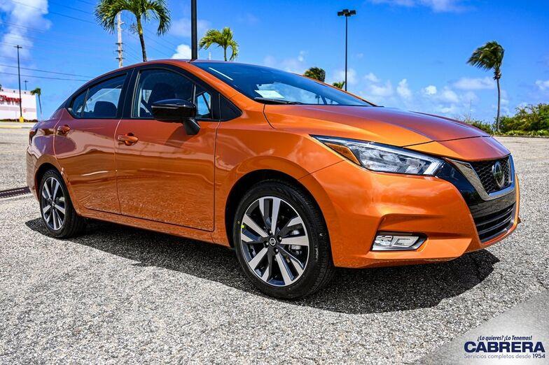 2021 Nissan Versa 1.6 SR Arecibo PR