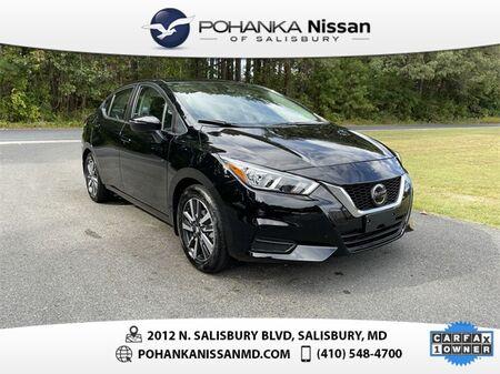 2021_Nissan_Versa_1.6 SV Nissan Certified Pre-Owned_ Salisbury MD