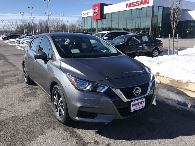 2021 Nissan Versa 1.6 SV White Marsh MD