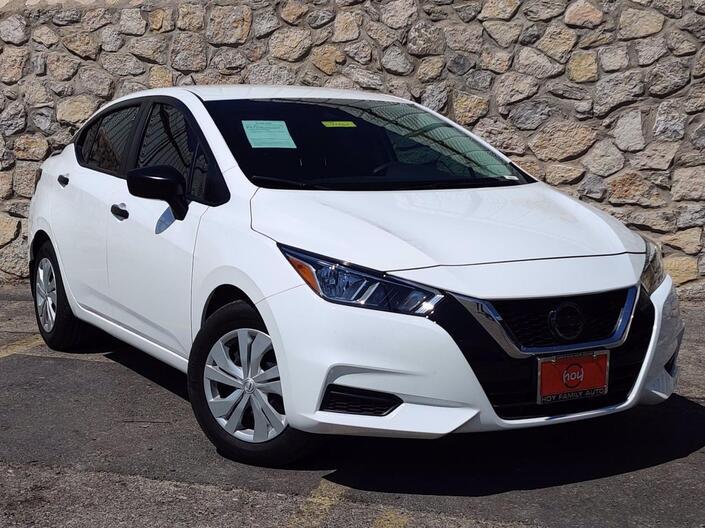 2021 Nissan Versa S El Paso TX