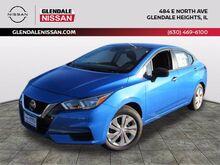 2021_Nissan_Versa_S_ Glendale Heights IL