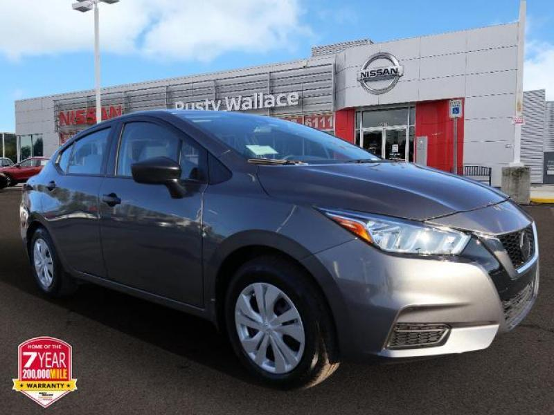 2021 Nissan Versa S Knoxville TN