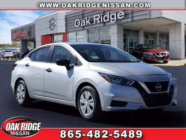 2021 Nissan Versa S Oak Ridge TN