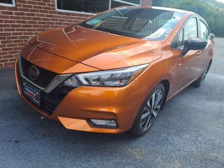 2021 Nissan Versa SR Covington VA