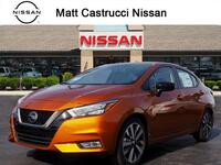 Nissan Versa SR 2021