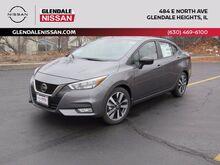 2021_Nissan_Versa_SR_ Glendale Heights IL