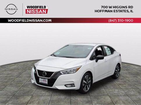 2021_Nissan_Versa_SR_ Hoffman Estates IL
