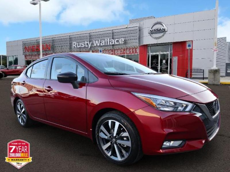 2021 Nissan Versa SR Knoxville TN