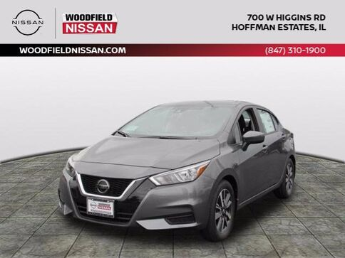 2021_Nissan_Versa_SV_ Hoffman Estates IL