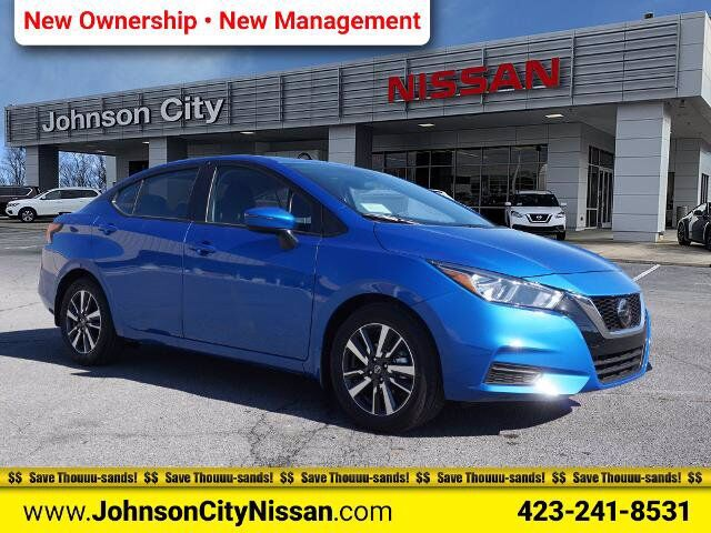 2021 Nissan Versa SV Johnson City TN