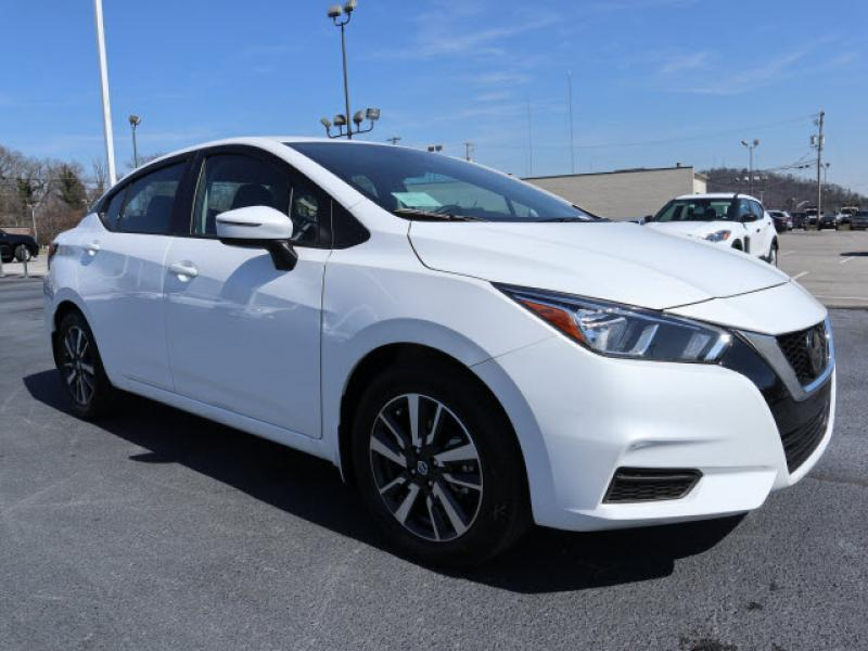 2021 Nissan Versa SV Knoxville TN