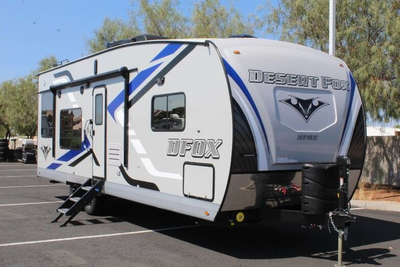 2021 Northwood Desert Fox 27FS Toy Hauler Mesa AZ