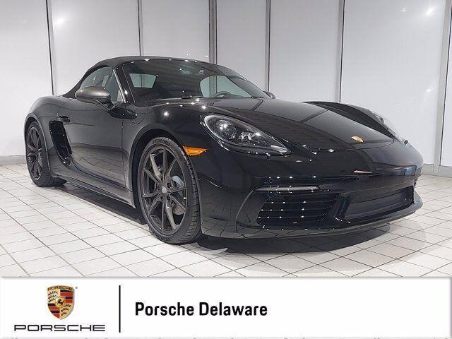 2021 Porsche 718 Boxster T Newark DE