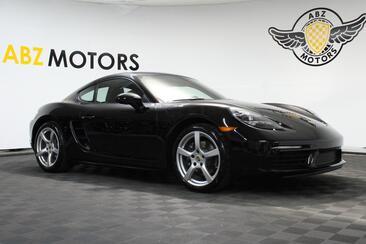 2021_Porsche_718 Cayman__ Houston TX