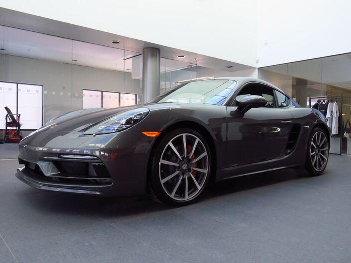 2021 Porsche 718 Cayman S Merriam KS