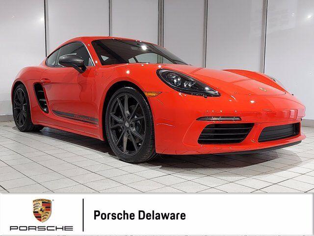 2021 Porsche 718 Cayman T Newark DE