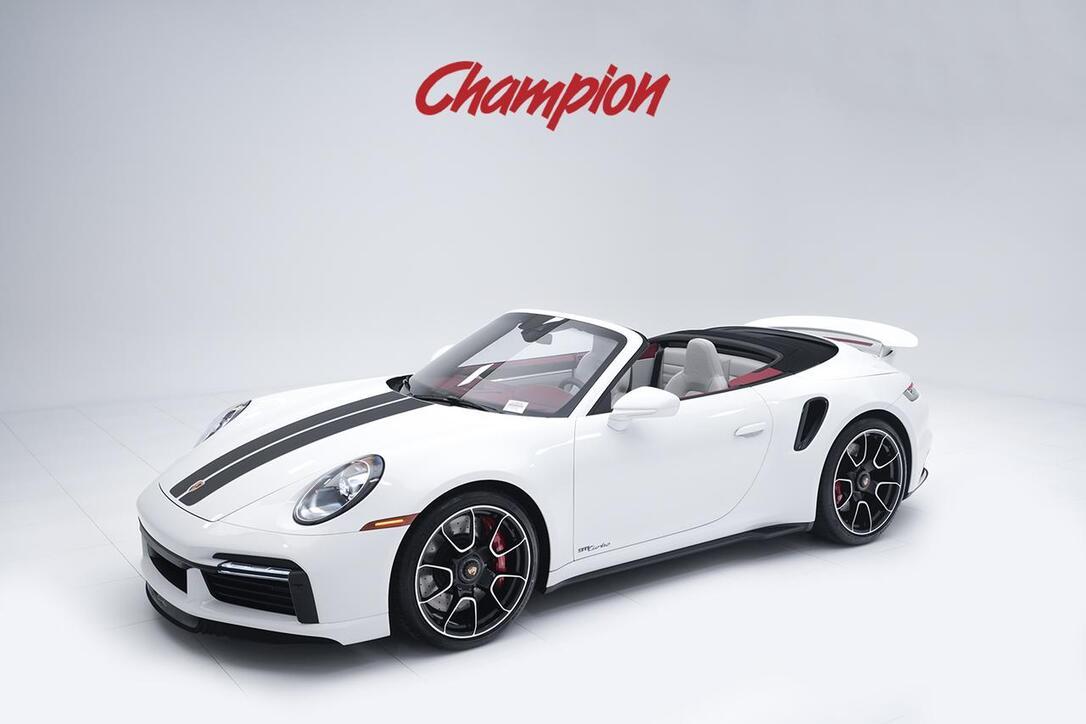 2021 Porsche 911 Turbo Cab Pompano Beach FL
