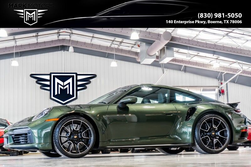 2021_Porsche_911_Turbo S - PTS OAK GREEN_ Boerne TX