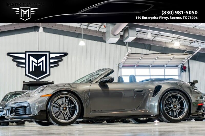 2021_Porsche_911_Turbo S_ Boerne TX