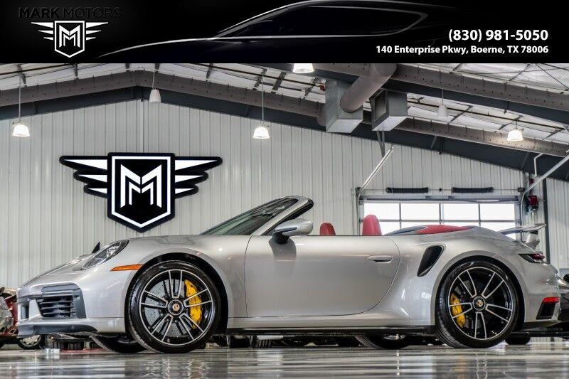 2021_Porsche_911_Turbo S Cabriolet_ Boerne TX