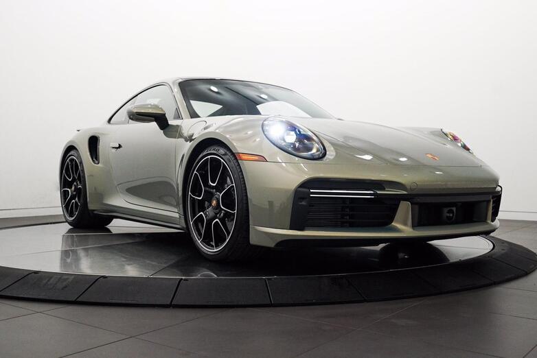 2021 Porsche 911 Turbo S Highland Park IL