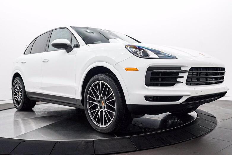2021 Porsche Cayenne  Highland Park IL