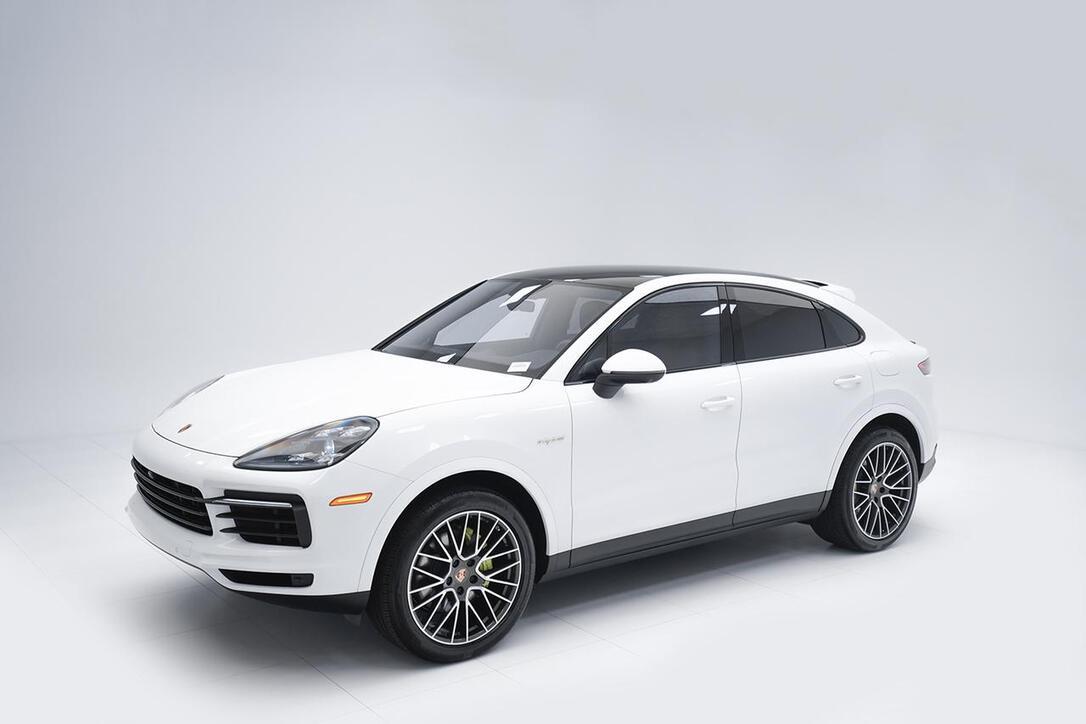 2021 Porsche Cayenne E-Hybrid Coupe Pompano Beach FL