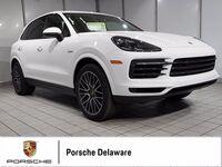 Porsche Cayenne E-Hybrid 2021