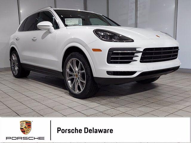 2021 Porsche Cayenne PREMIUM PACKAGE PLUS Newark DE
