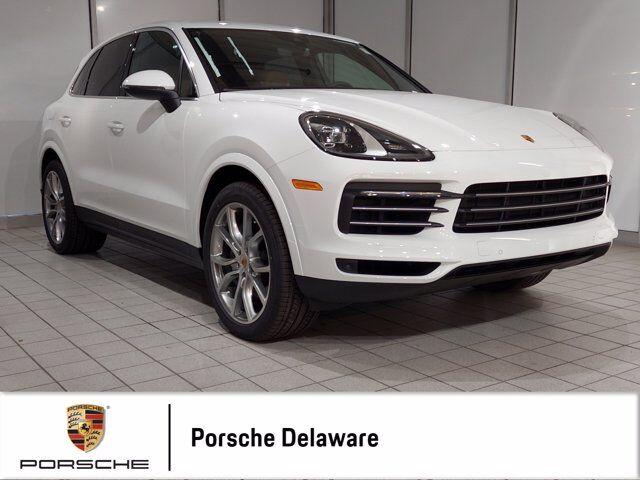 2021 Porsche Cayenne S Newark DE