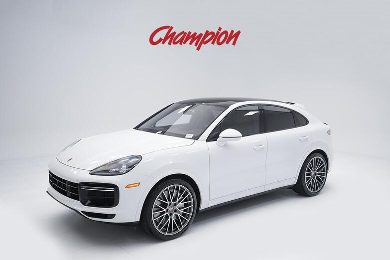 2021 Porsche Cayenne Turbo Coupe Pompano Beach FL