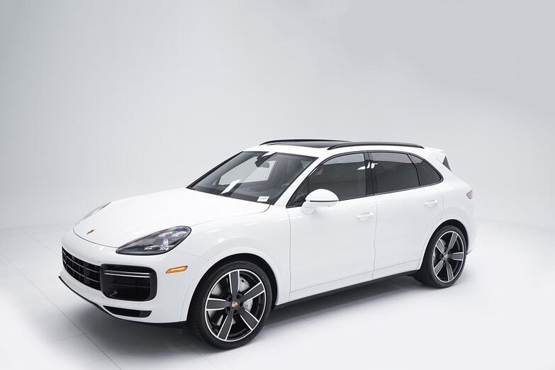 2021 Porsche Cayenne Turbo Pompano Beach FL