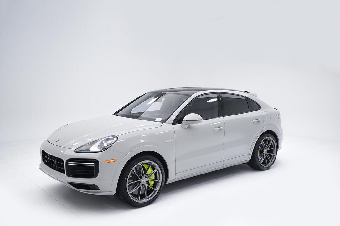 2021 Porsche Cayenne Turbo S E-Hybrid Coupe Pompano Beach FL