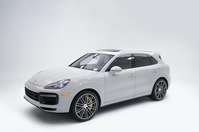 2021 Porsche Cayenne Turbo S E-Hybrid Pompano Beach FL