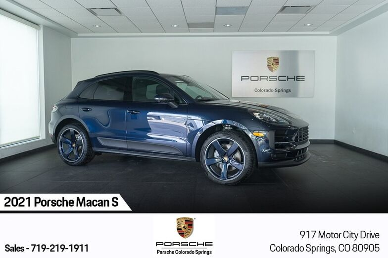2021 Porsche Macan S Colorado Springs CO