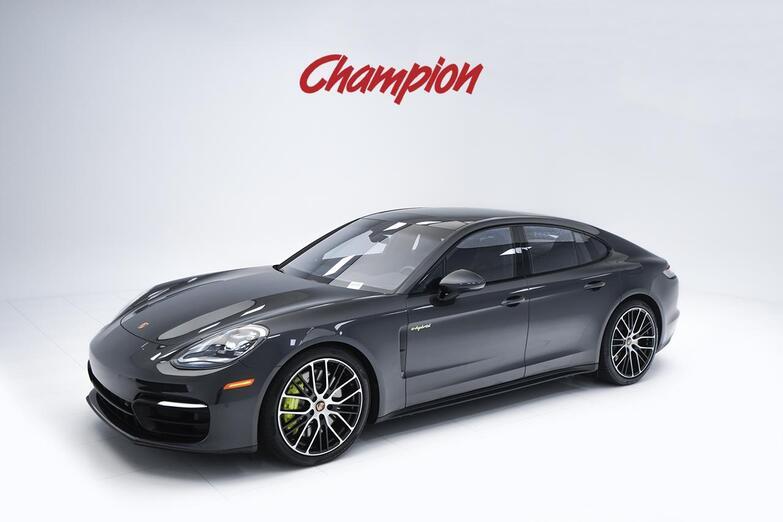 2021 Porsche Panamera 4S E-Hybrid Pompano Beach FL