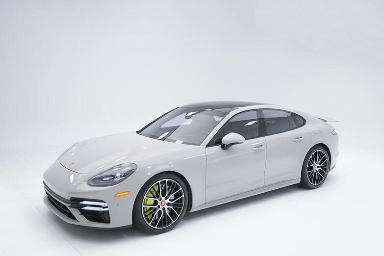 2021 Porsche Panamera Turbo S E-Hybrid Pompano Beach FL