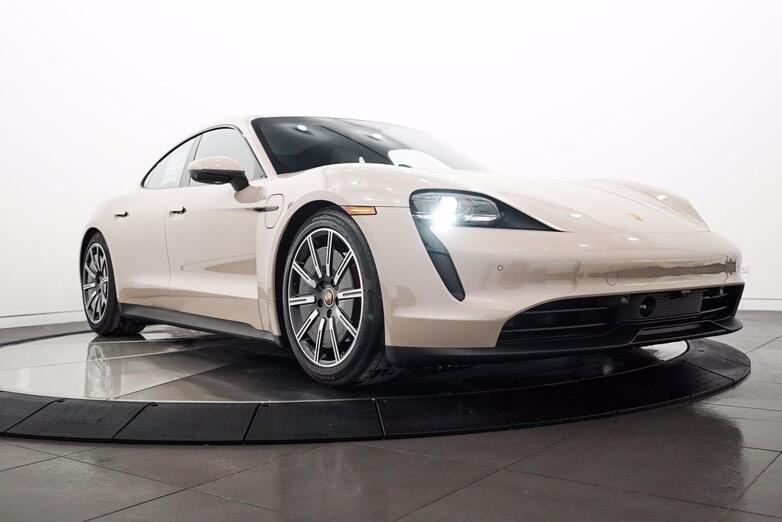 2021 Porsche Taycan 4S Highland Park IL